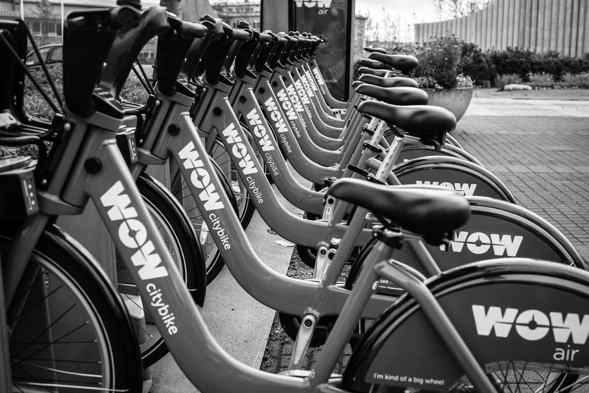 wow bikes