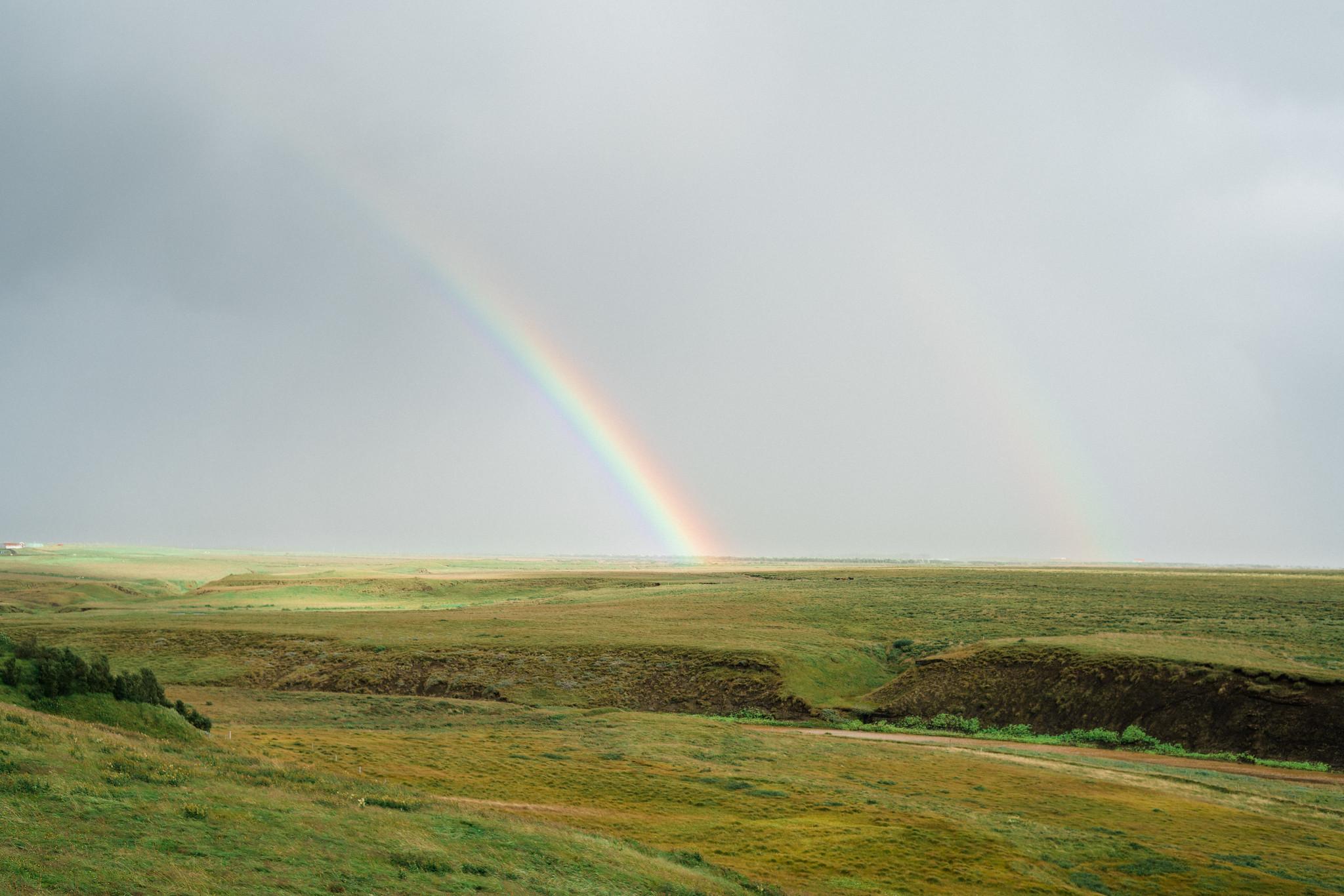 rainbow (double)